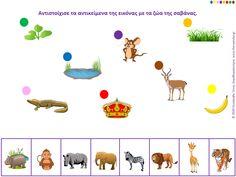 Δραστηριότητα για την ανάπτυξη της λεκτικής αιτιολόγησης. Διαβάστε περισσότερα στο site μας!! Panda, Baby, Baby Humor, Infant, Pandas, Babies, Babys