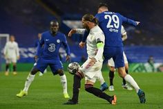 Chelsea subdue Real Madrid to set up all-English Champions League final - FOOTBALL FLAME