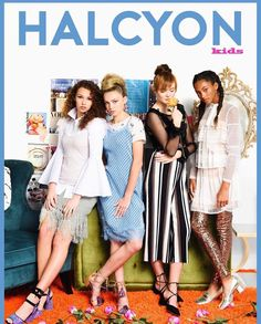 halycon [hal-see-uh n]  Adjective  1. calm; peaceful; tranquil: 2. Rich; wealthy; prosperous 3. happy; joyful; carefree:  www.dictionary.com  Just in case you missed it in our last post we want to make sure you visit @halcyon.kids to see the new spring issue. Owner & editor @lilapurdy is one of the most inspired individuals that we know. Her love & passion for what she does in & through this magazine is clear evidence of the incredible creative talent that she is! Thank you Lila for the…