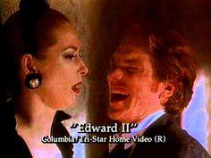 Edward II (1991) by Derek Jarman.  Featuring Steven Waddington, Tilda Swinton and Andrew Tiernan.