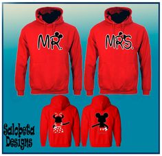 Mickey and Minnie Faces Kissing Inspired Soul Mate Love Couple
