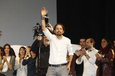"""Iglesias, a Mas y Aguirre: """"Repitan conmigo, nuestro tiempo ha terminado"""" - Yahoo Noticias España"""
