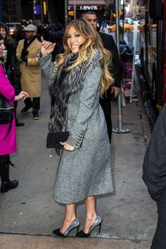 4 Times Jennifer Lopez Has Proved She Has the Best Coats in the World