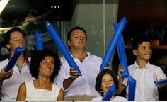 Matteo Renzi ha tre figli.
