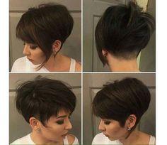 Krótkie fryzury 2016: z grzywką, asymetryczne, undercut - Strona 6
