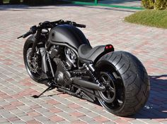 Custom Vrod by Fredy.ee