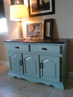 I Wanted a new piece of furniture that looked more finished to replace my old apartment sofa table from target, something like a buffet table since it goes by our big dining room table for dinners&…