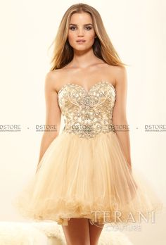 Short Prom Dresses with Sweetheart Neckline