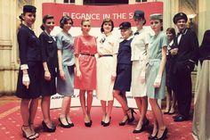 Air France, c'est aussi une histoire de mode