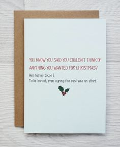 10+ Hilariously Rude Christmas Cards For People With A Twisted Sense Of  Humour