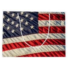 The American Flag Large Gift Bag