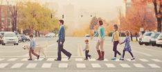 Too Funny _ I was just thinking I wanted to do a Beatles inspired family shoot.