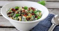 INDISK KYLLINGSUPPE MED EPLE, INGEFÆR OG CHILI | TRINES MATBLOGG Frisk, Tex Mex, Wok, Fruit Salad, Guacamole, Acai Bowl, Potato Salad, Side Dishes, Vegetarian Recipes