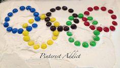 Olympic cake
