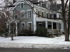 Contemporary Colonial Exterior Exterior Paint Colors For Colonial Homes House Pinterest