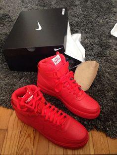 the latest b1550 e8bfd  nike  red  kicks  sneaker  kicksonfire Nike Free Shoes, All Red