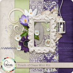Personal Use :: Kits :: A Touch of Class Mini Kit