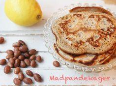 Healthy bean-pancakes for lunch. For kids. Sunde pandekager til børn fulde af protein. Babybite.dk