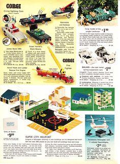 Corgi Sears 1968
