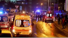 A car bomb that exploded outside besiktas stadium killed 13 and many was seriously injured. the i...