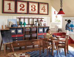 sunroom/playroom
