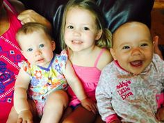 Ellie, Kinsley and Camille 8-15-15