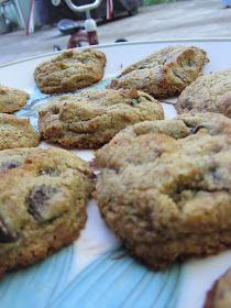 Basic Ingredients: Chewy Almond Flour Cookies!