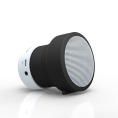 Plox Siren Speaker is small but loud and fits to tablets and smartphones. Finally landed in the UK!