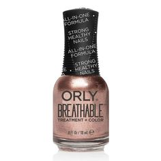 Orly Breathable Treatment & Color Nail Polish - Cool Tones,
