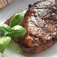 Savory Garlic Marinated Steaks - Allrecipes.com