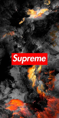 Supreme Storm wallpaper by now. Browse millions of popular brand wallpapers and ringtones on Zedge and personalize your phone to suit you. Browse our content now and free your phone Hypebeast Iphone Wallpaper, Dope Wallpaper Iphone, Storm Wallpaper, Wallpaper Images Hd, Glitch Wallpaper, Iphone Homescreen Wallpaper, Graffiti Wallpaper, Wallpaper Downloads, Aesthetic Iphone Wallpaper