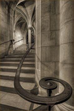 Stairs by Maite Rovira