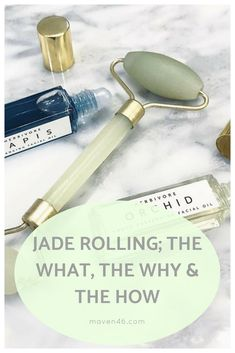Discover all about the ancient Chinese beauty tool that millennials are obsessed with #jaderoller #jaderolling #beauty #skincare