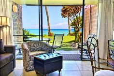 Yes, The Ocean is this Close Beach Houses For Rent, World Surf, Convertible Bed, Porch Swing, Outdoor Furniture, Outdoor Decor, Ground Floor, Swimming Pools, Condo