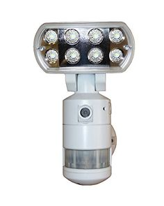 versonel pro led security motion tracking flood light with color camera u0026 wifi vslnwp802 versonel