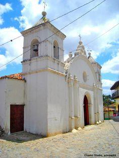 Iglesia de Yuscaran, Honduras