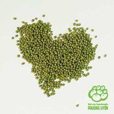Đậu xanh hạt nhỏ - Bột ngũ cốc Phương Uyên