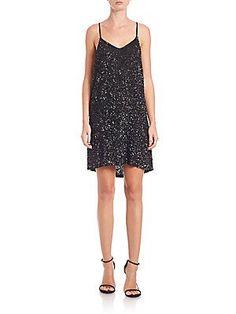 MLV Olivia Mini Dress - Black - Size
