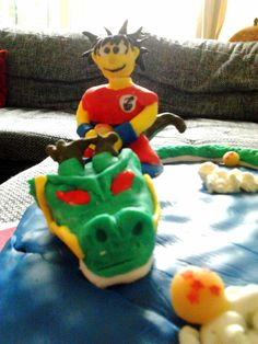 Dragonball Kuchen