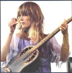 Nancy Wilson of Heart #NancyWilson #HeartBand Love to watch Nancy up on stage with her guitar-blowing all the guys away!!!  She's so cool!
