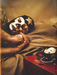 EL VERDADERO SANTO #lucha libre www.facebook.com/tokuehnefotografie