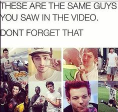 Just let go of all the Zouis drama. They're the caring people we fell in love with, dont let one single mistake make you hate them. Remember why you are still in this fandom, without them there would be no 1D. I hope you'll understand.