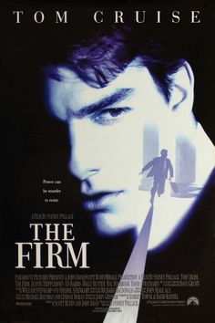 """The Firm"" (1993) directed by Sydney Pollack. Excellent movie! The law firm of Bendidi, Lambert, and Locke"