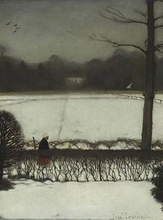 """Jan Mankes (Dutch, 1889 - 1920) """