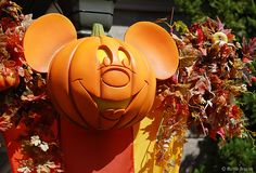 It's officially Fall :) Pumpkin Tattoo, Mickey Mouse Pumpkin, Lantern Tattoo, Disney Images, Vacation Club, Disney World Resorts, Tattoo Inspiration, Pumpkin Carving, Walt Disney