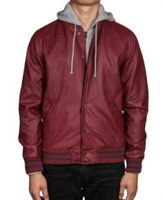 Obey - Varsity Jacket - $114