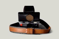 Instant Camera Strap #hardgraft