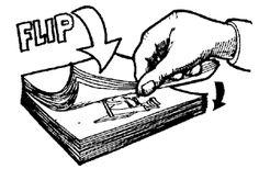 How to draw a flip book. » Curbly   DIY Design Community