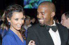 """Kanye West diz que Kim Kardashian é """"a mulher mais bonita na história da humanidade"""""""